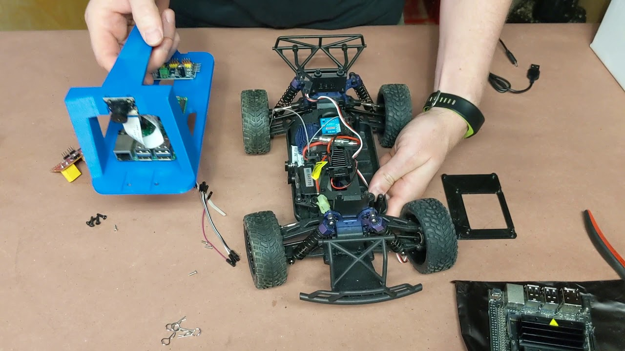 Build a Self-Driving RC Car using Raspberry Pi and Machine Learning