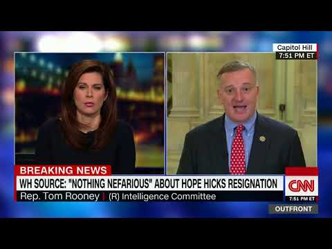 Rep Rooney discusses Russia Investigation on CNN