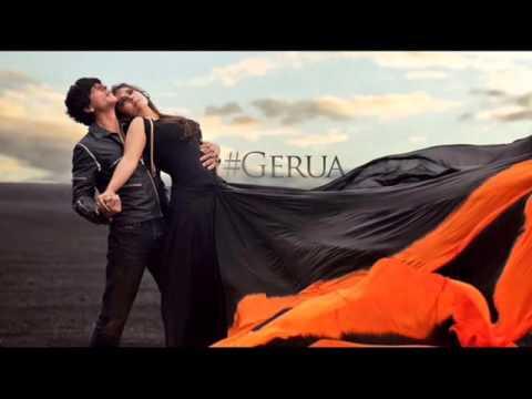 Gerua Song FULL-Shah Rukh Khan | Kajol | Dilwale | Pritam | SRK Kajol New Song Video 2015