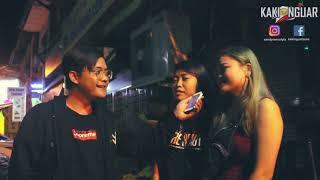 MULUT ATAU TANGAN ?  AWEK MALAYSIA INTERVIEW PRANK PART 3