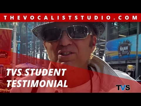 The Four Pillars of Singing - Grammy Winning Producer Recommends TVS