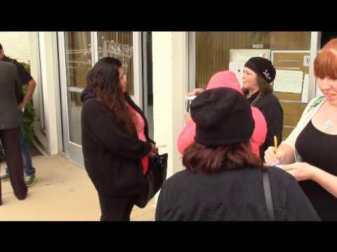 Homeless poorly treated in Salinas Ca.