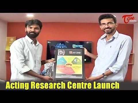 Sekhar Kammula Launched Acting Research Centre   Mahesh Gangimalla - TeluguOne