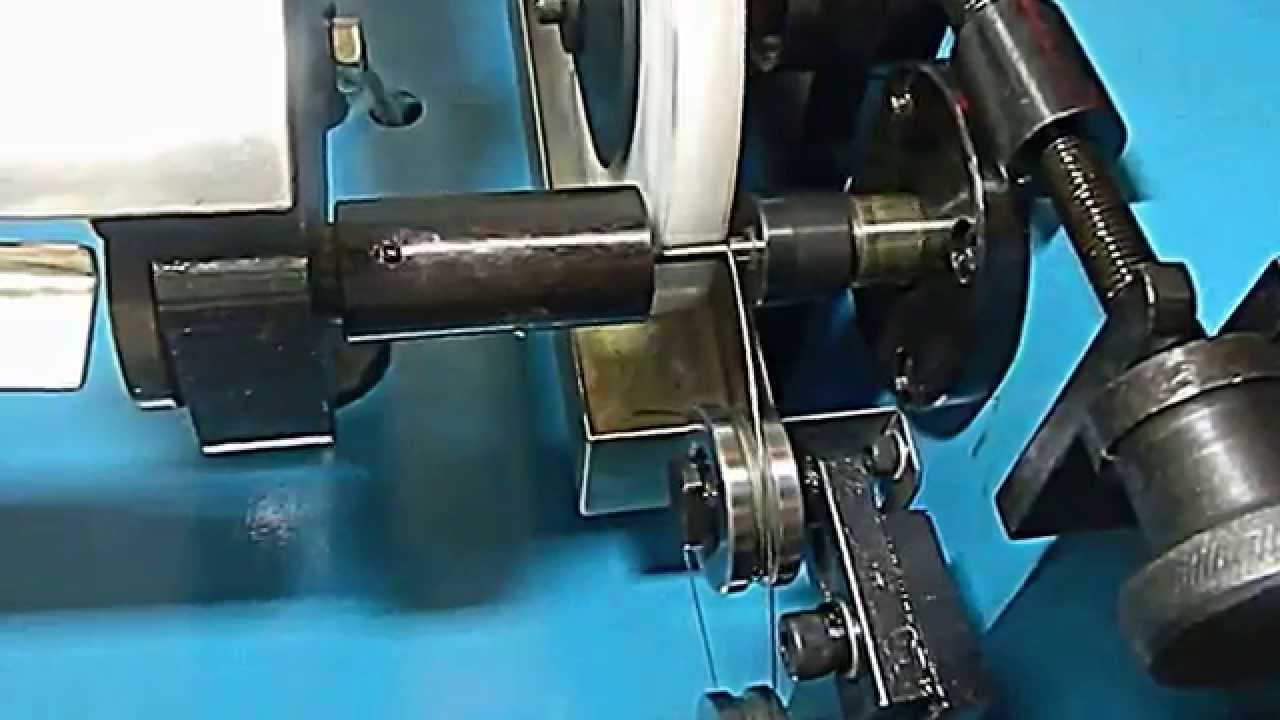 Coiling Machine Youtube