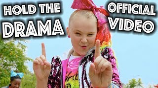 JoJo Siwa - Hold The Drama (Official Video) thumbnail