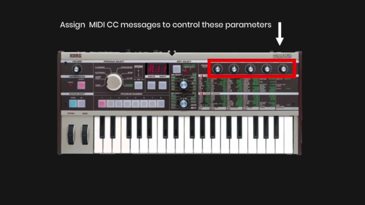 MICROKORG MIDI WINDOWS 8 DRIVER