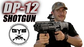 DP-12 Shotgun |FULL REVIEW| ---Double Barrel Pump Action