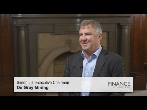 De Grey Mining (ASX:DEG) Advancing Pilbara Gold Project