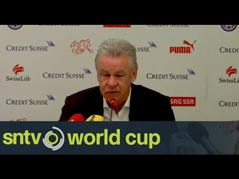 Ottmar Hitzfeld reflects on Switzerland World Cup exit - Brazil World Cup 2014