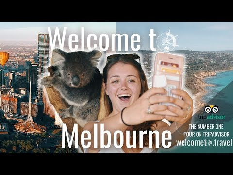 Welcome To Travel: Melbourne | The Perfect Start To Travelling Australia