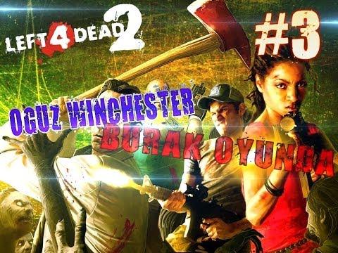 Left 4 Dead 2 - Bitiremedik la eeeyy w/Burak Oyunda - Uykulu Oyuncu