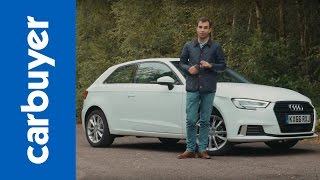 New 2016 Audi A3 in-depth review – Carbuyer – James Batchelor