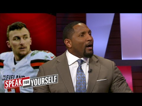 Ray Lewis on a Manziel comeback, Gruden