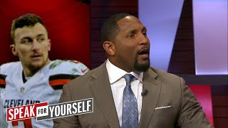 Ray Lewis on a Manziel comeback, Gruden's plan for the Raiders | SPEAK FOR YOURSELF