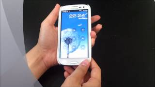 How to Print Screen in Samsung Galaxy S3