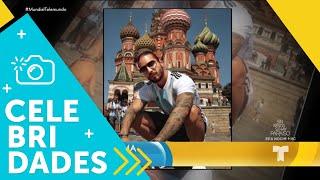 Le robaron más de $800,000 dólares a Maluma en Rusia | Un Nuevo Día | Telemundo