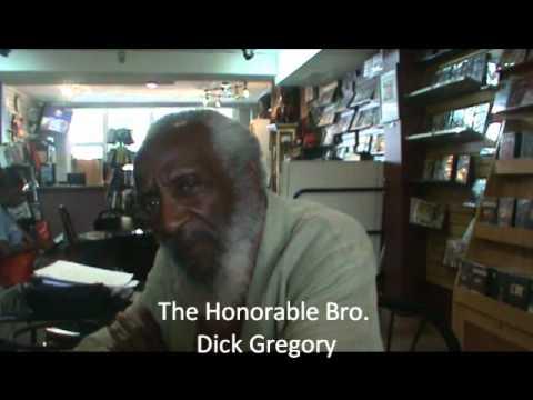 Bro. Dick Gregory: George Zimmerman Didn't Kill Trayvon Martin & Black Market Organ Harvesting