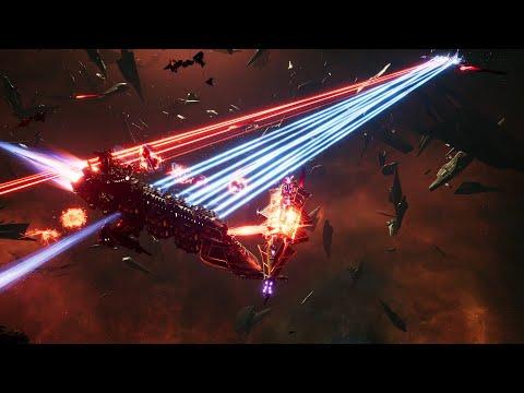 Skalgrim Mod 2021: Imperial Navy vs Chaos - Quick Battle, Battlefleet Gothic Armada 2 |