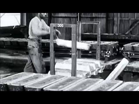 Aluminum: Dateline Tomorrow circa 1946 Alcoa (Aluminum Company of America)