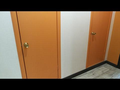 Как обновить (отреставрировать) старые двери!