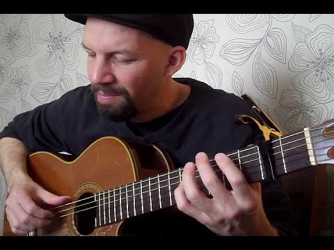 (All I Have To Do Is Dream) Everly Brothers - live acoustic cover by Daryl Shawn
