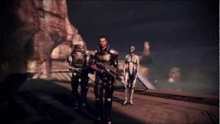 "Mass Effect 3: ""The War Begins"" Cinematic Trailer"