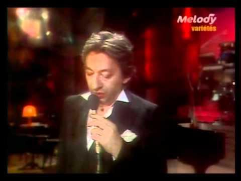 Gainsbourg   La javanaise