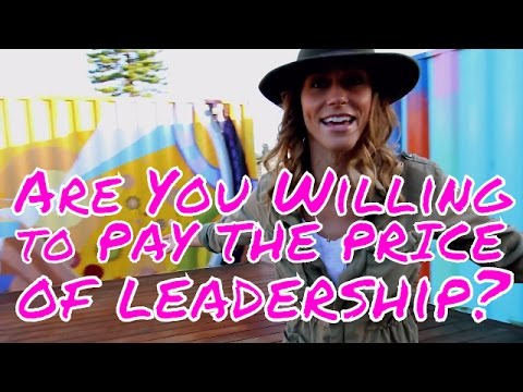 THE COST OF LEADERSHIP- Episode #70