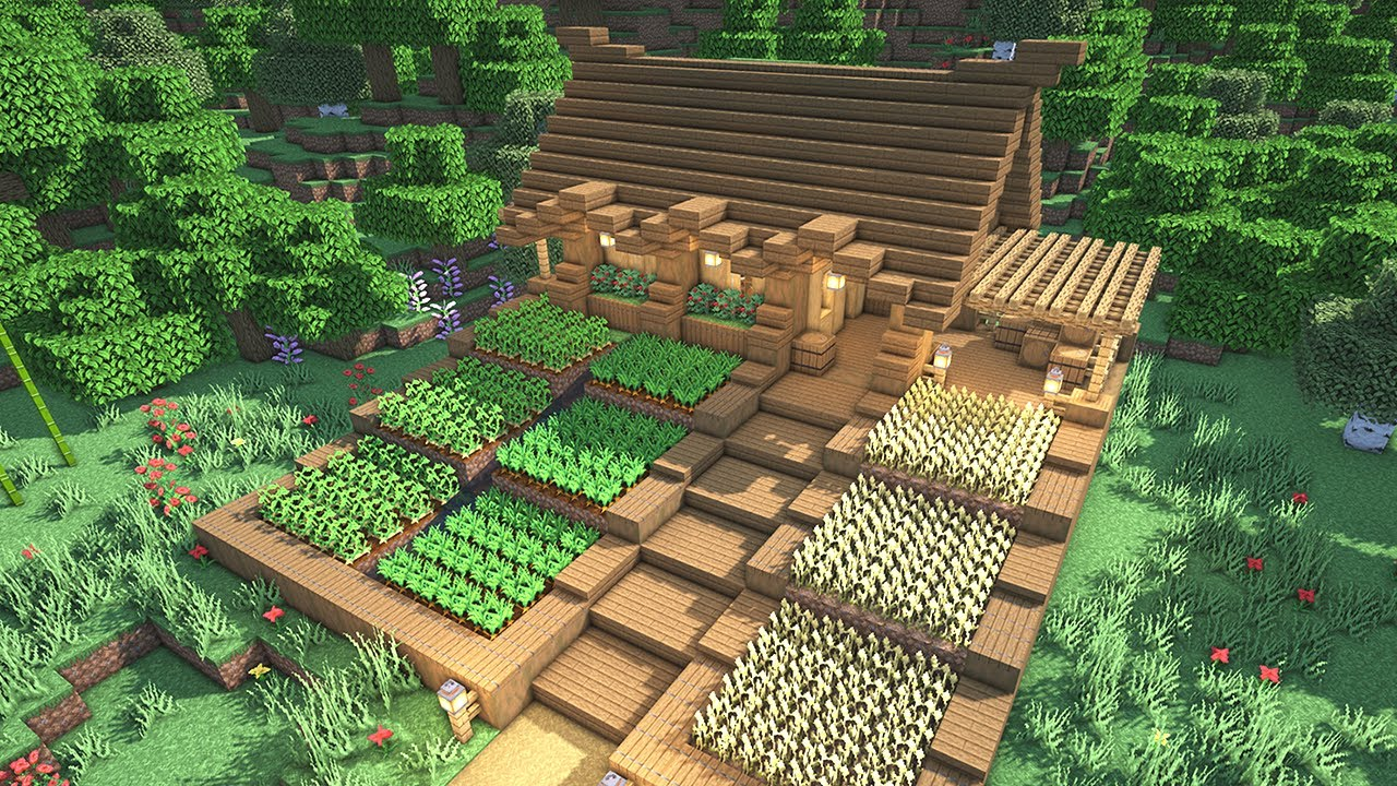Minecraft | How To Build a Simple Survival House (EASY ...