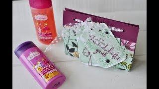 schnell & einfach | Mini-Shampoo | Geteilte Leidenschaft | Stampin