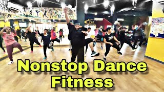Nonstop Dance Fitness || High On Zumba || Bhubaneswar