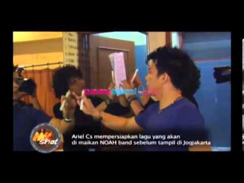 Ariel Noah Sudah Mempunyai Kekasih Baru? - Hotshot 19 Oktober 2012
