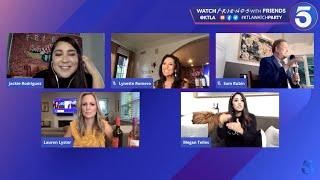 Join KTLA's Lynette Romero, Sam Rubin for 'Friends With Friends' watch party