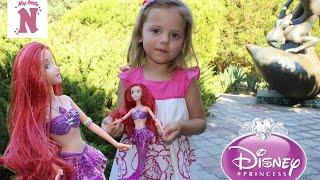 видео Куклы Русалочка Ариэль / The Little Mermaid купить в интернет-магазине PrincessDisney.ru