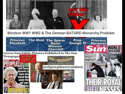 Sins of Illegit Royals1, Rothschilds, Popes,  PMs, Polis, Archbishop, Uni VC, 140M war graves