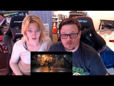 Ready Player One - Come With Me - REACTION!
