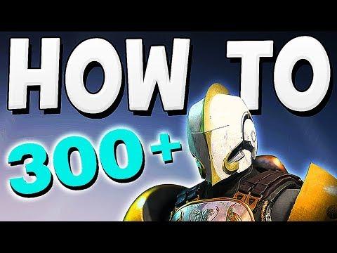 Destiny 2 - HOW TO GET 300+ LIGHT EASY TRICK !!