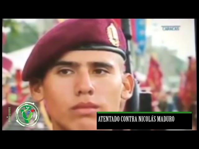 Atentado contra Nicolás Maduro
