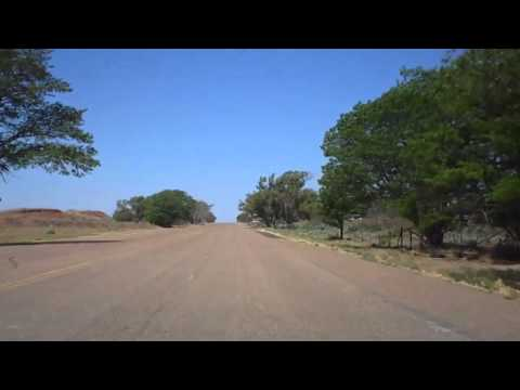 Route 66: Amarillo TX to Santa Fe NM - Part 8
