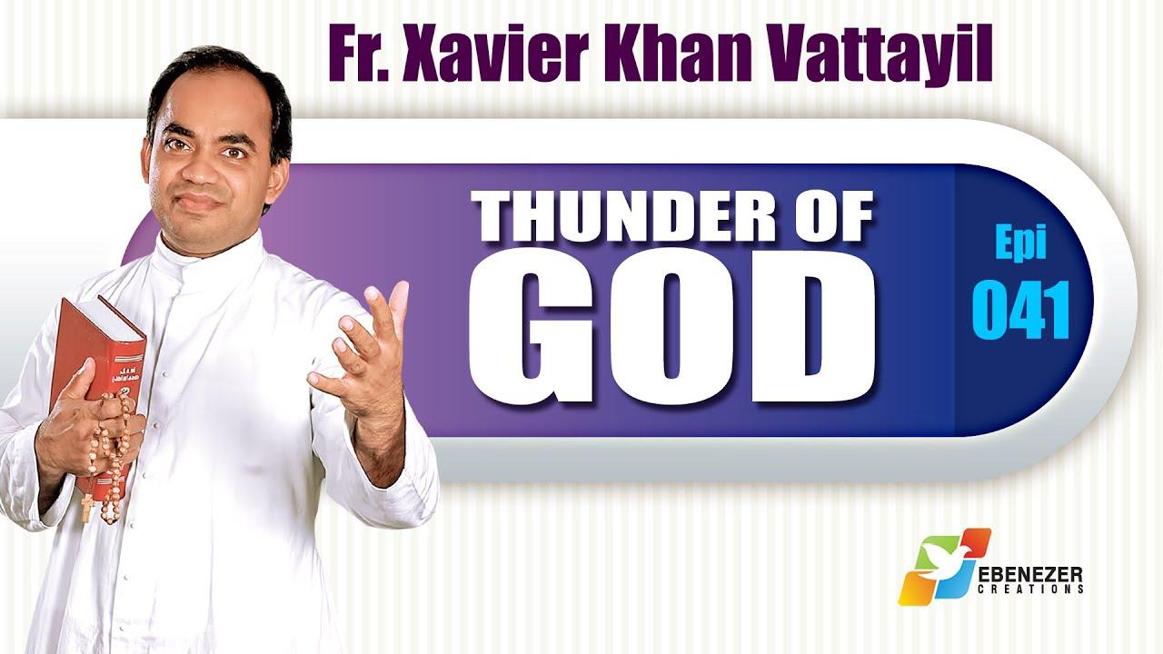 Thunder of God