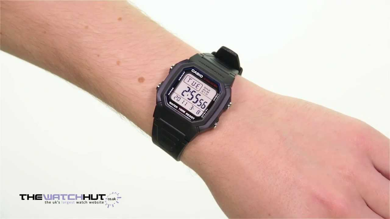 Casio Collection Watch W 800H 1AVES