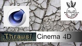 Cinema 4D Tutorial - Thrausi installieren und benutzen