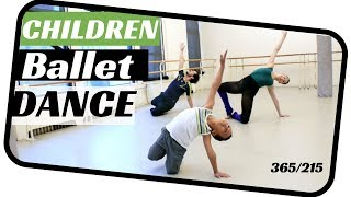 Children ballet dance- DANCING EVERYDAY 365 ballets - ballet 215