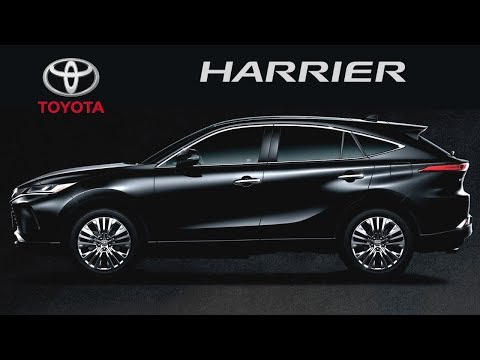 All-New TOYOTA HARRIER (2020) - First Look!
