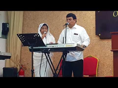 Aaradhyan Yesu para. Vanangunnu..By Zion Singers.