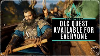 Pre-order DLC Quest Now Available For Everyone | AC Valhalla