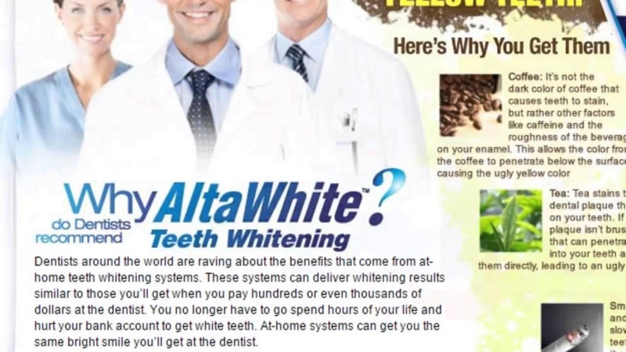 Alta White Review 2015 Youtube
