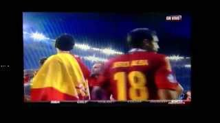 Spain vs Italy España vs Italia Full highlights 4-0 Euro 2012 Final 7/1/12