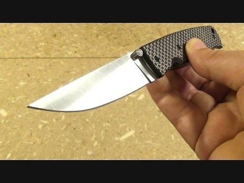 Enzo Birk 75 Folding Knife, FFG S30V