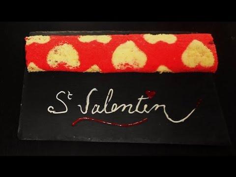 💕-gâteau-roulé-de-st-valentin-au-nutella-💕